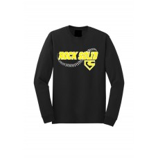 Rock Solid Va- Long Sleeve Cotton T