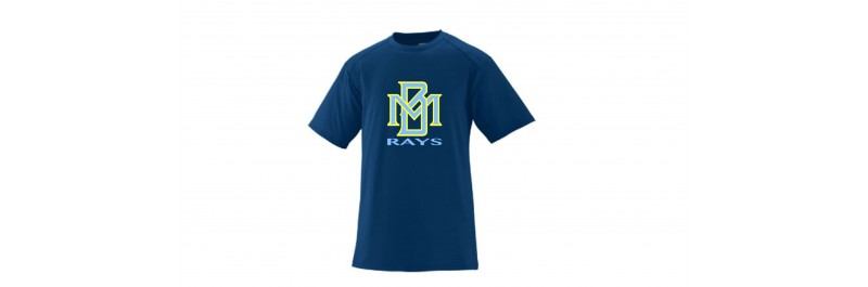 Myrtle Beach Rays - Wicking T-Shirt