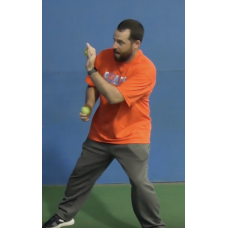 Wall Ball Drill: Quick Hands-Forehand