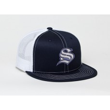 Southport Allstars Hat - Navy front with white back