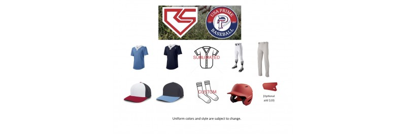 USA Prime Rock Solid Uniform Package (required)
