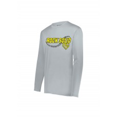 Rock Solid Va - Wicking Shirt Long Sleeve