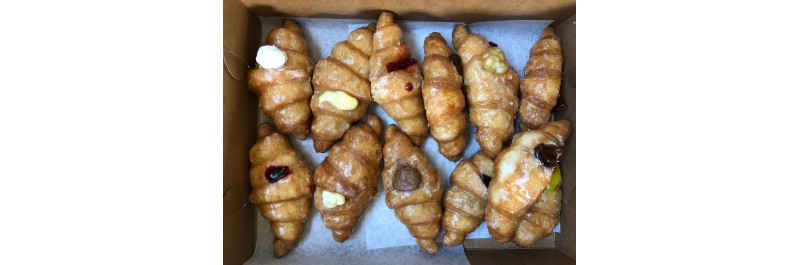 Dozen Croissants from Burney's Sweets & More